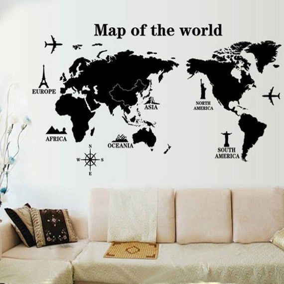World Map Decal, World Map Wall, Map of The World, World Map Mural, World Map Sticker, World Map Poster, World Map Mural, Home Decor, World #worldmapmural World Map Decal, World Map Wall, Map of The World, World Map Mural, World Map Sticker, World Map Pos #worldmapmural World Map Decal, World Map Wall, Map of The World, World Map Mural, World Map Sticker, World Map Poster, World Map Mural, Home Decor, World #worldmapmural World Map Decal, World Map Wall, Map of The World, World Map Mural, World #worldmapmural