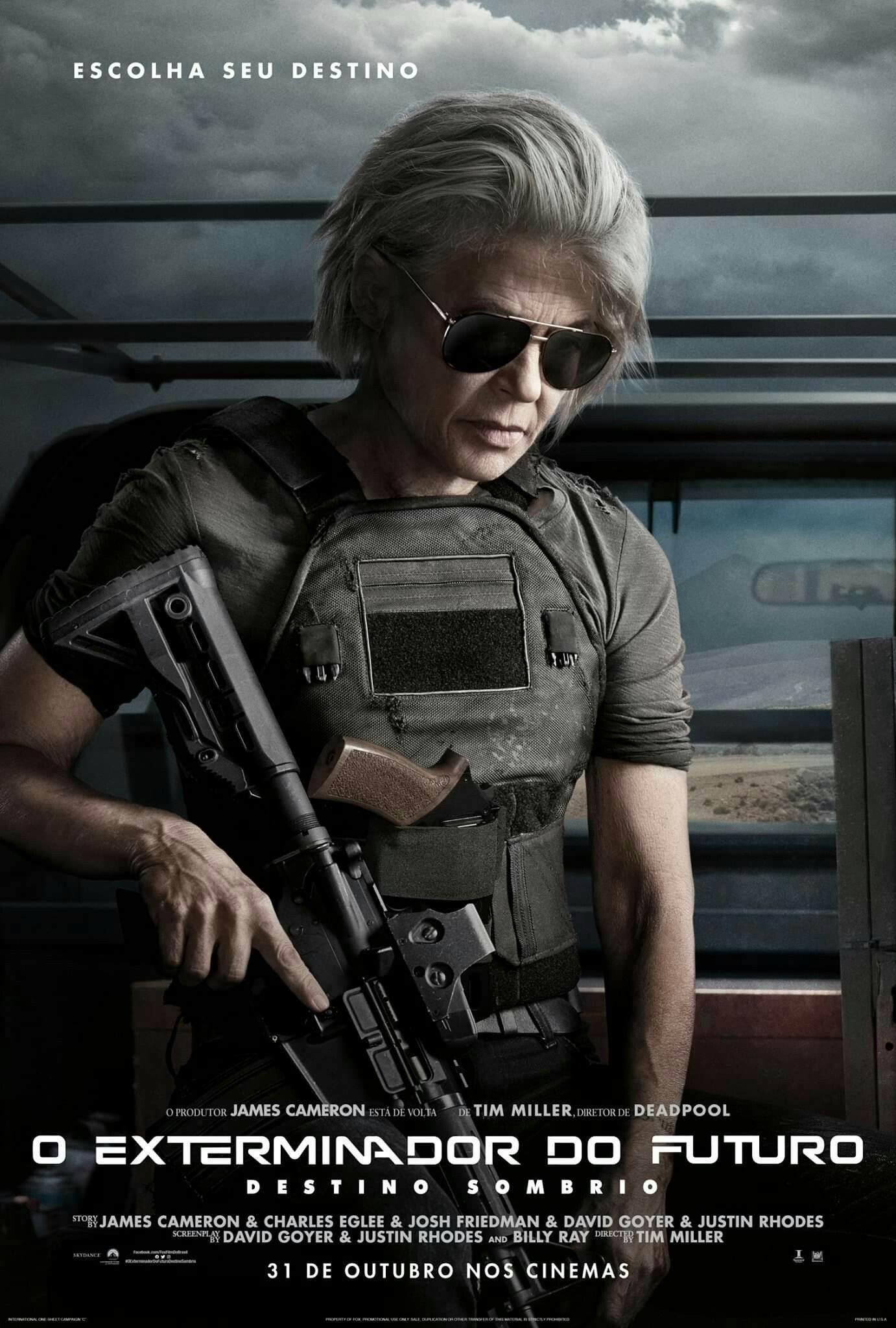 Destino Sombrio Filmes Filmes Completos Exterminador Do Futuro