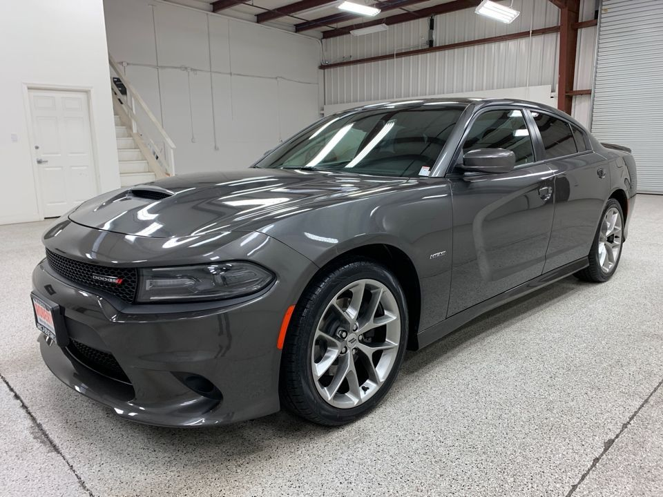 2019 Dodge Charger R/T Sedan 4D Dodge charger, Black
