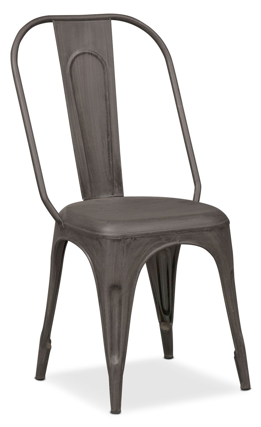 Dining Room Furniture  Holden Splatback Side Chair  Black Alluring Wood Dining Room Chairs Inspiration