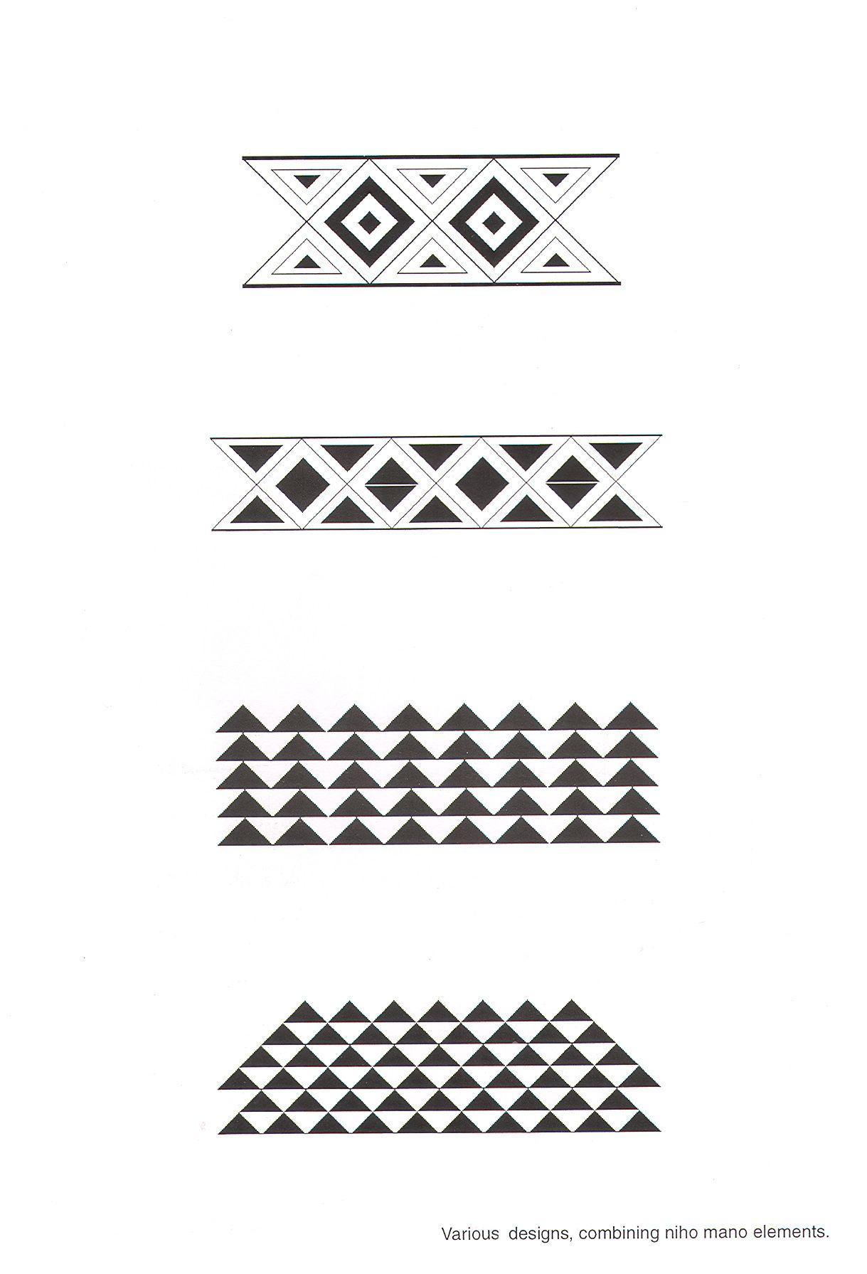 The Hawai'ian Tattoo By P.F