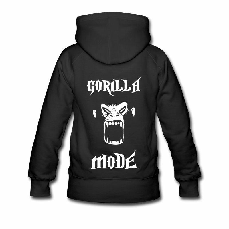 Gorilla Mode - Motivation