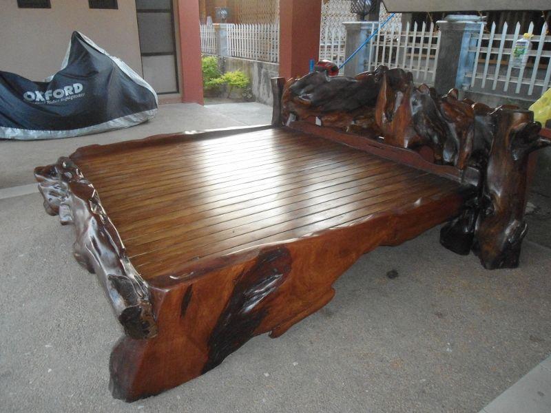 Bedroom Antique Design Made of Hardwood Philippines  Driftwood