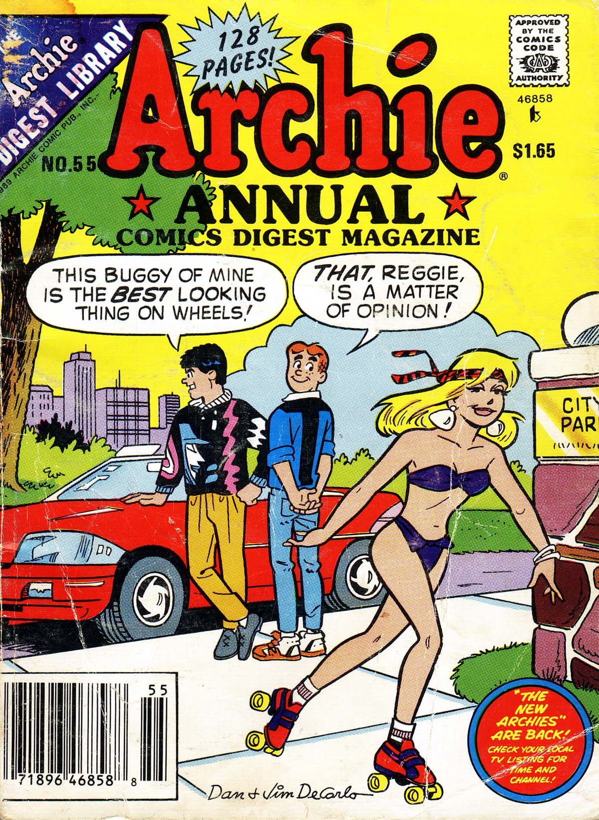Sexy archie comics pictures