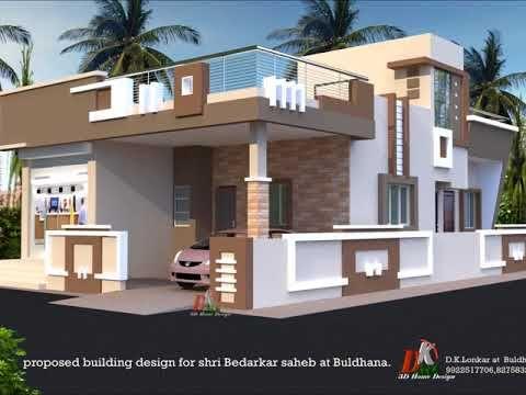 Porch Attatch Horizontal Stair Case Tower Designs