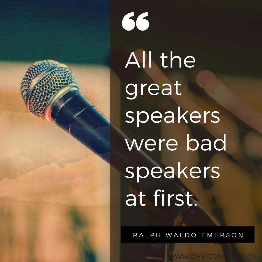 Quotes About Public Speaking Publicspeaking  Famous Public Speaking Quotes  Pinterest