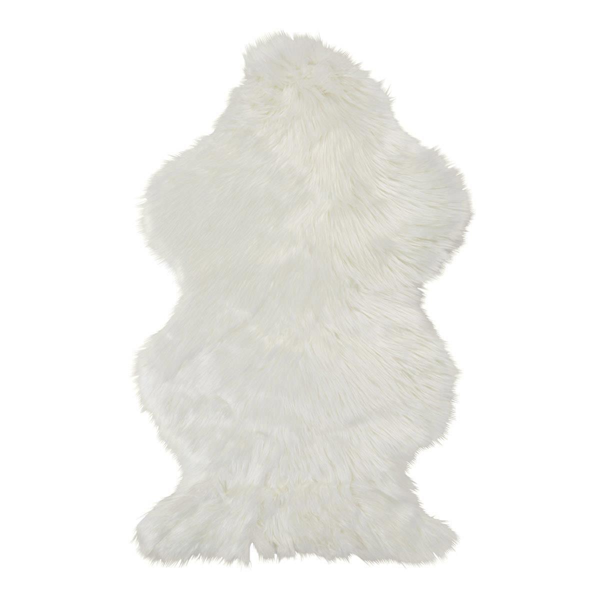 Wellington Faux Fur Rug White Kmart Faux Fur Rug White Faux Fur Rug White Rug
