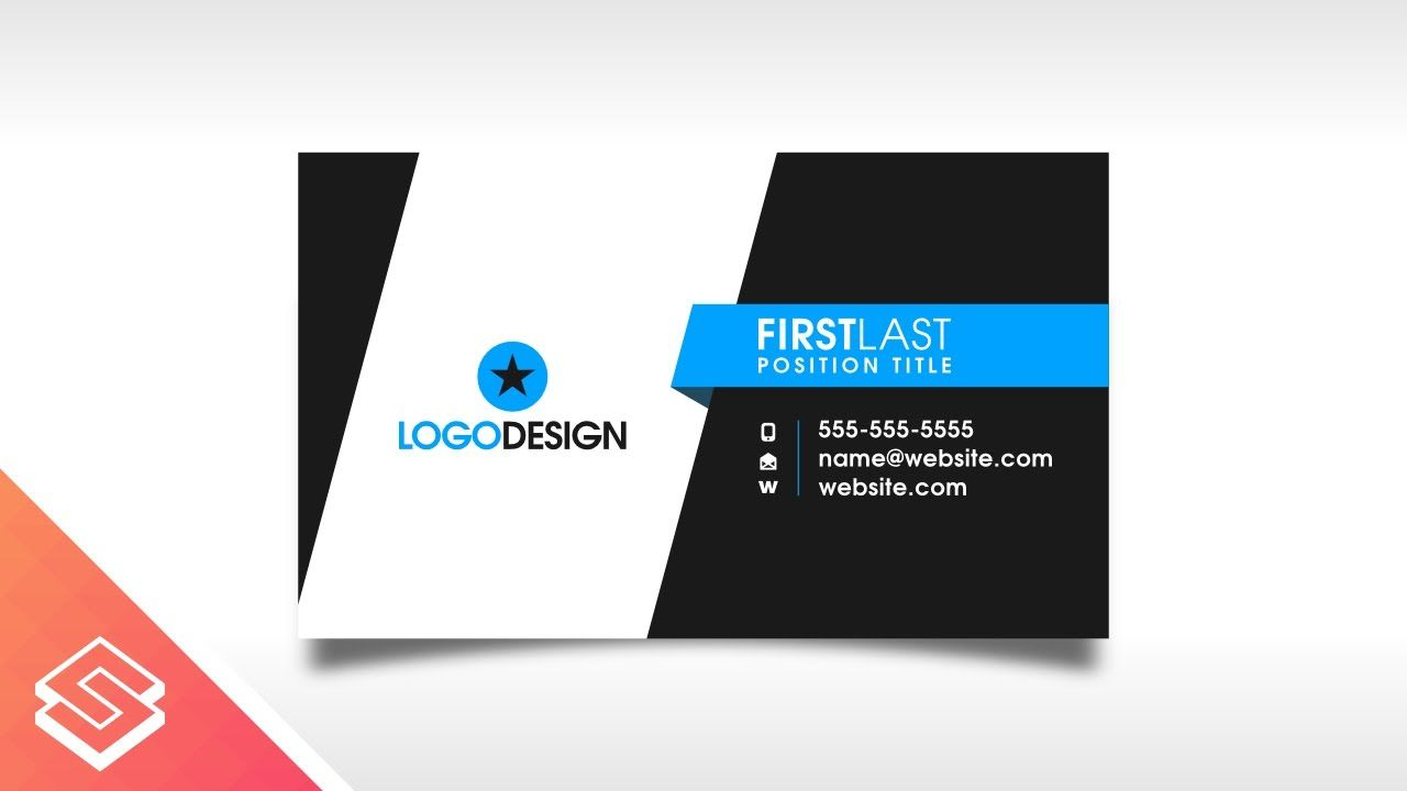 Inkscape Tutorial Print Ready Business Card Design Free Business Card Templates Make Business Cards Business Card Mock Up