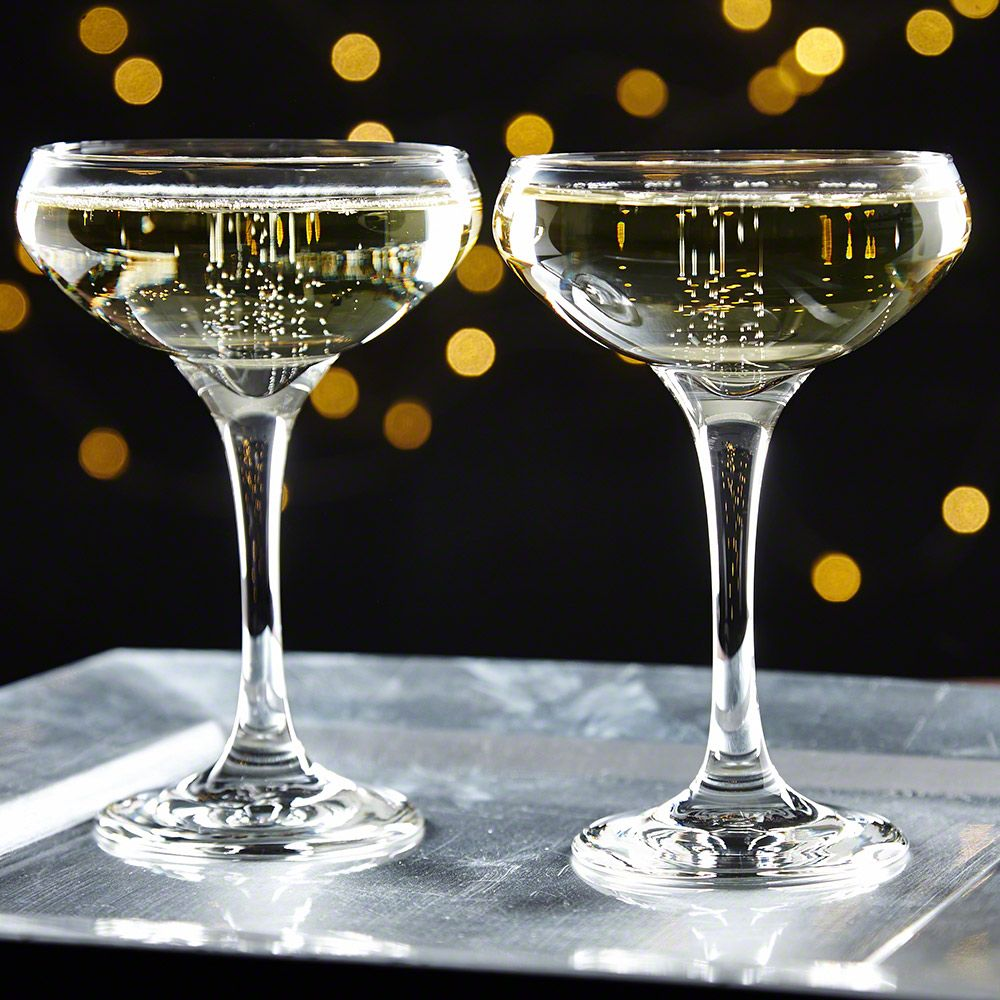 Gatsby Champagne Coupe Glasses Set Of 2 Champagne Coupe Glasses Champagne Coupes Cocktail Coupes