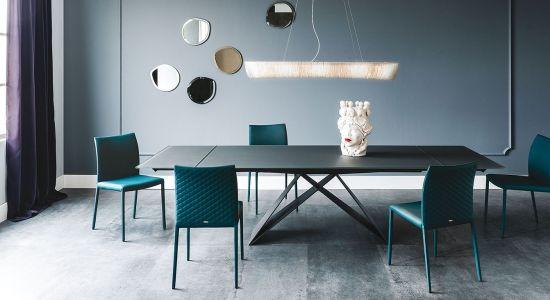 Table Extensible Cattelan Italia Premier Drive Mobilier De Salon Meuble Design Maison
