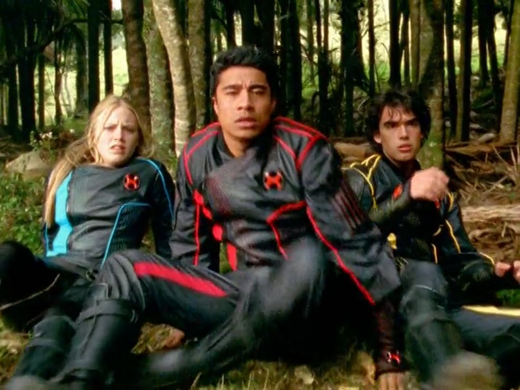 Power Rangers Ninja Storm Episode 1