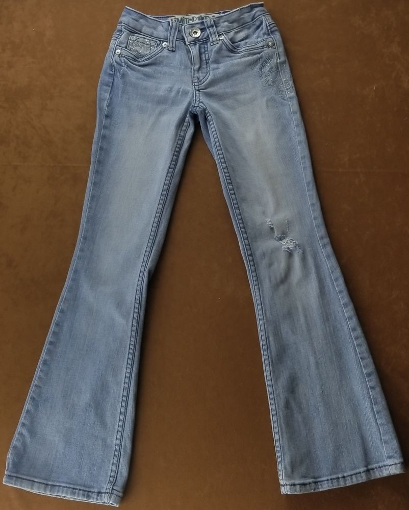 Limited Too Girls Stretch Denim Jean