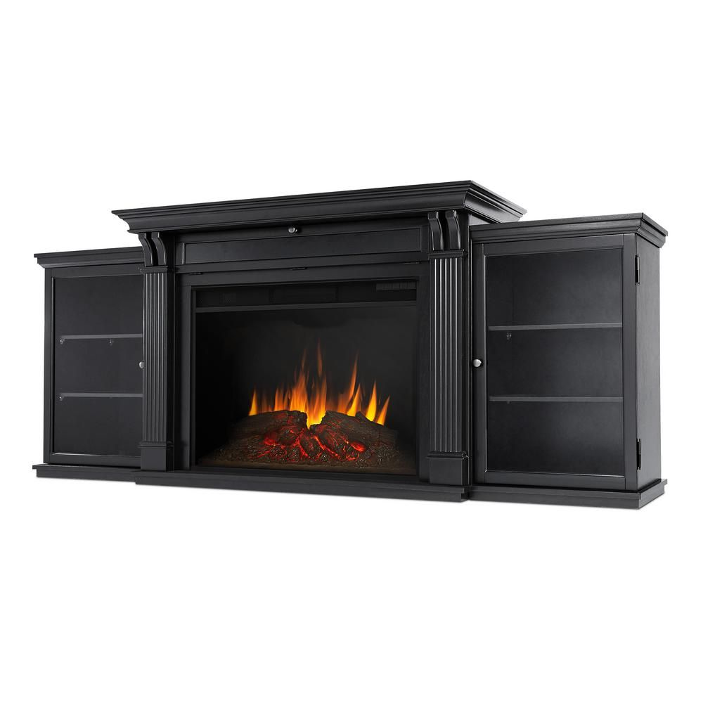 Real Flame Tracey Grand 84 In Electric Fireplace Tv Stand