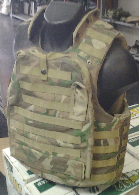 British Mk3 Osprey Body Armor vest in Hybrid DPM PECOC camo pre MTP ... 7ee0f5661