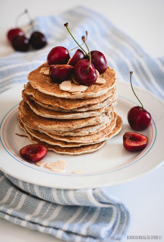 pancake vegani alla banana (5)