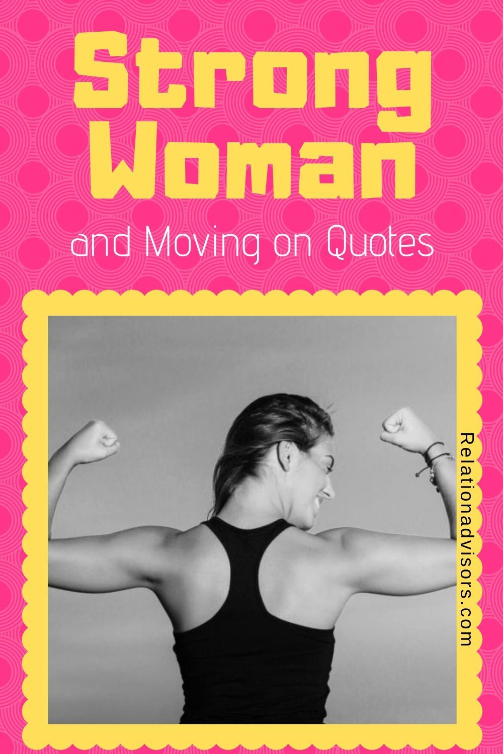 Best Quotes About Being a Strong Women and Moving On ...