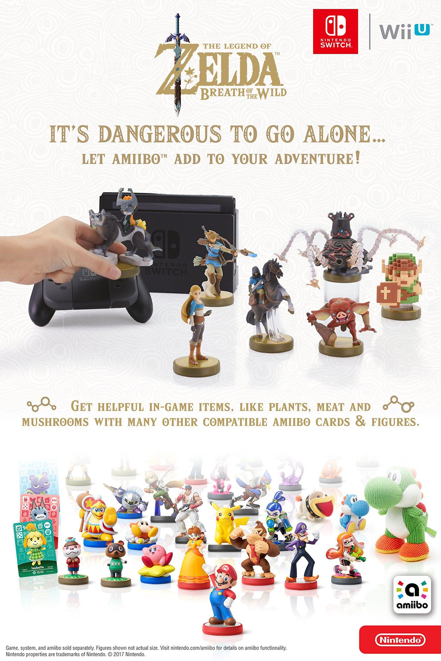 Nintendo Amiibobokoblin Breath Of The Wild Take A Look At This