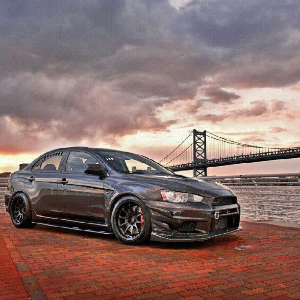 Amazing Mitsubishi Lancer Sport Car Wallpaper Hd Picture: Pin On Rides