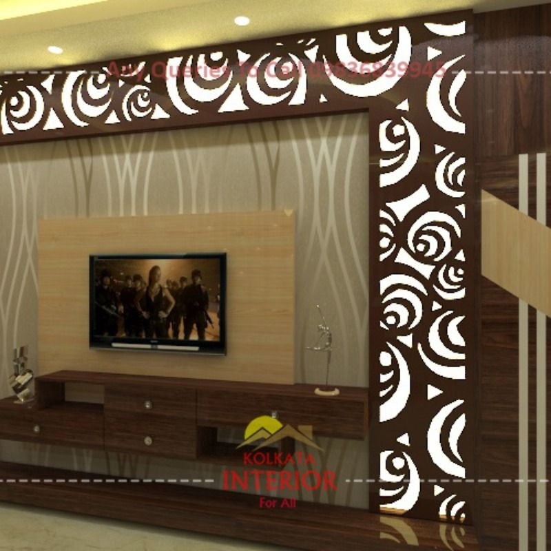 Pin On Living Room Interior Design Kolkata 2 5 Lac Budget