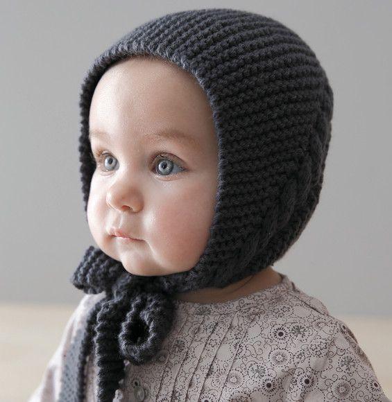 Modèle béguin Partner Baby Layette - Modèles Layette - Phildar   bb ... 2074e1db0b4