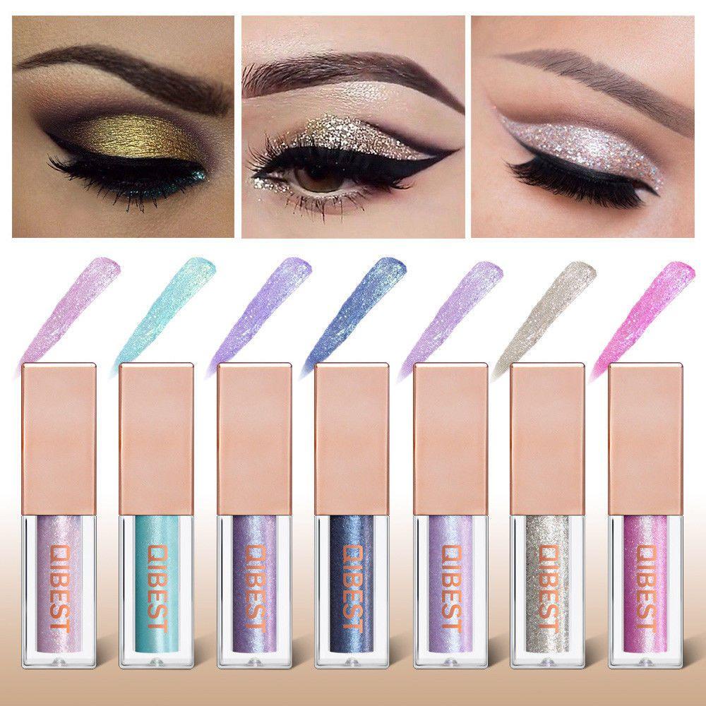Shimmer Eyeshadow Liquid Long Lasting Glitter Eyes Shadow
