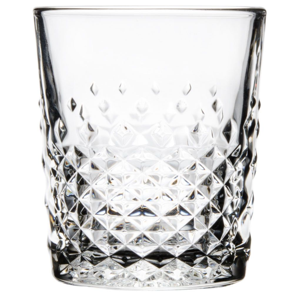 Libbey 925500 Carats 12 oz. double old fashioned glass