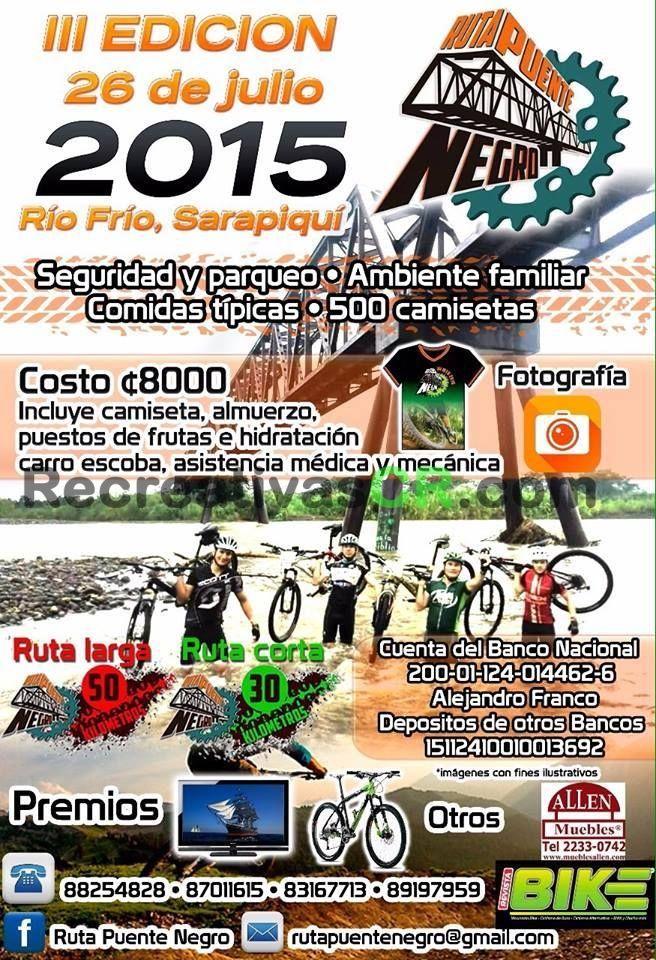 Recreativa MTB Puente Negro 2015