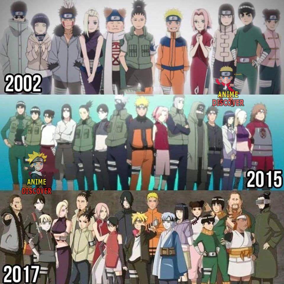 Naruto, Naruto Filme, Manga
