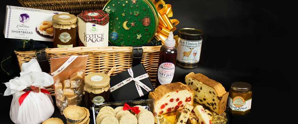 All of our Food Hampers and Gift Baskets are available to order ...