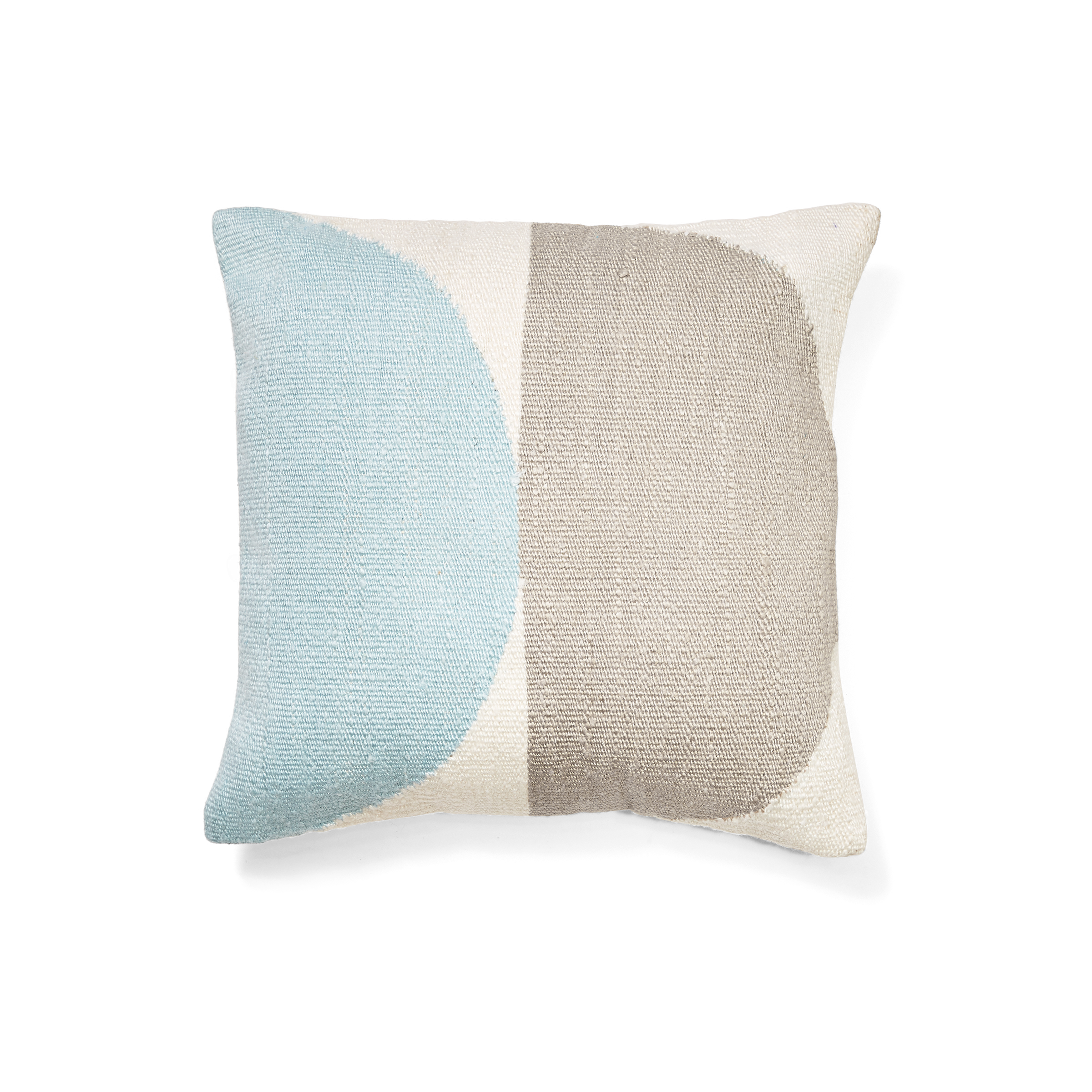 Ice Geometric Circles Pillow Cover Burrow In 2021 Pillows Pillow Covers Geometric Circle
