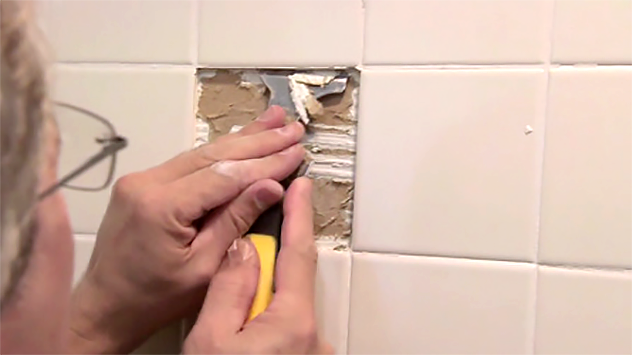 How To Replace Damaged Shower Surround Tile Shower Surround Tub Shower Doors Steam Showers Bathroom