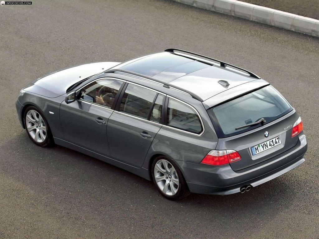 2005 BMW 545i Touring - 2005 BMW 545i vs. 2005 Cadillac STS V8 vs ...