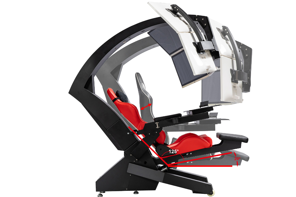 Imperatorworks Iw 320 Zero Gravity Workstation Gaming Chair In 2020 Computer Chair Workstation Gaming Chair