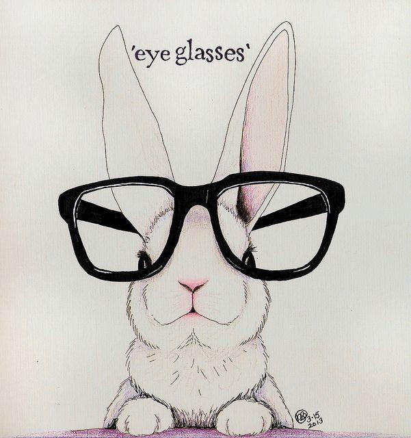 eye glasses by bunnykissd, via Flickr