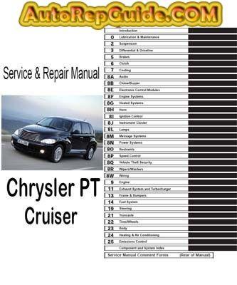 download free chrysler pt cruiser repair manual image by rh pinterest com 2002 Chrysler PT Cruiser chrysler pt cruiser service & repair manual