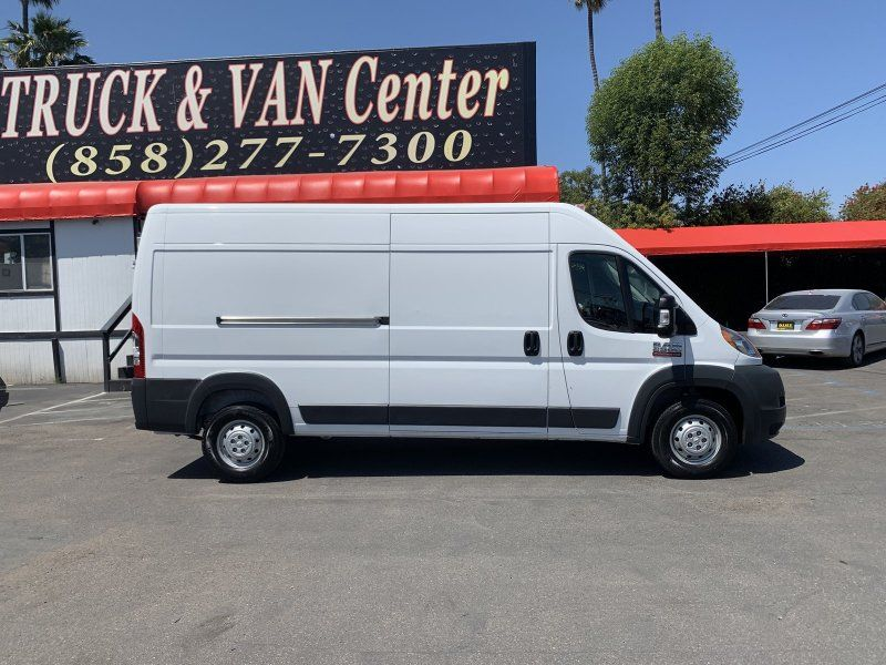 Used 2017 Ram Promaster 2500 159 High Roof For Sale In San Diego
