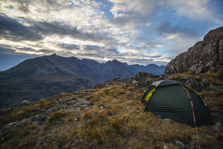 Wild camp on Sgurr na Stri Isle of Skye OC [6000x4000 ...