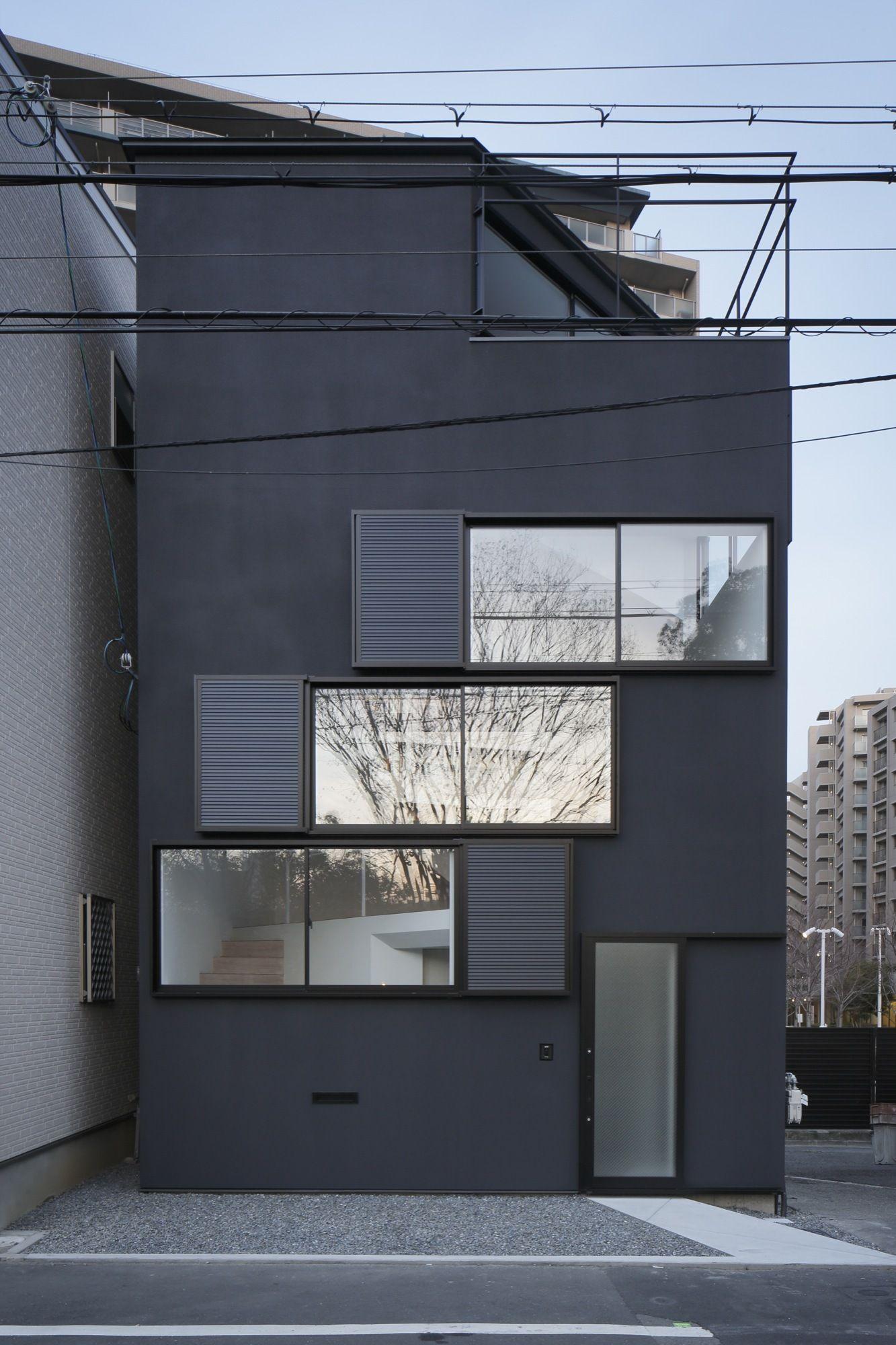 Casa das janelas em espiral / Alphaville Architects   ArchDaily Brasil