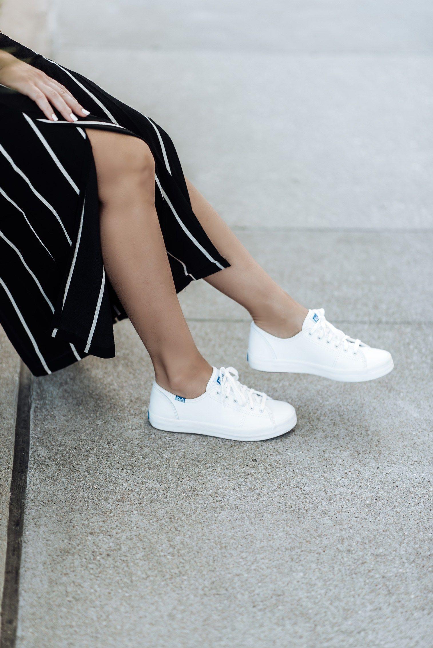 Keds | White keds outfit, Keds outfit