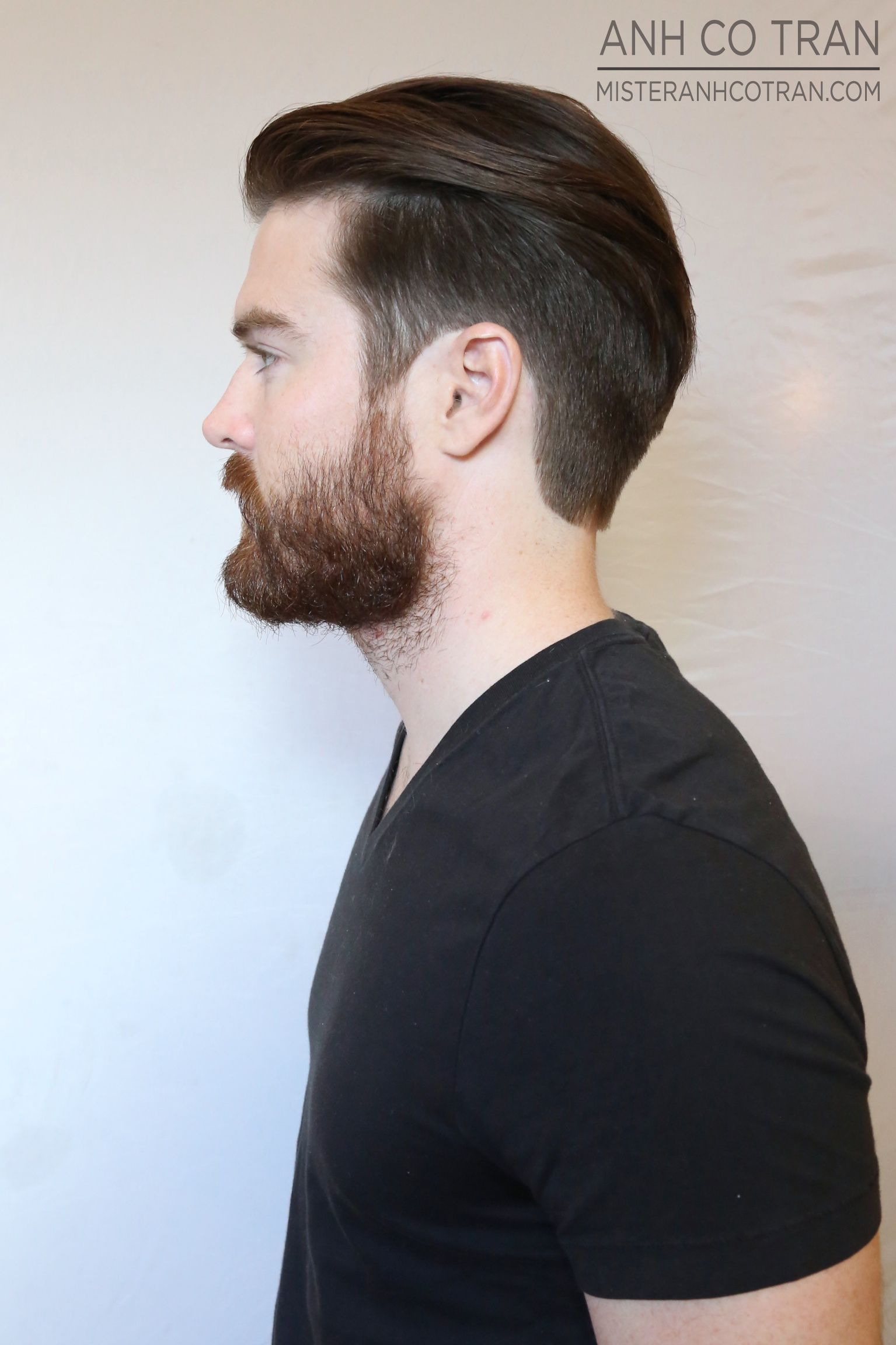 La A Clic Men S Haircut Cut Anh Co Tran Ramirez