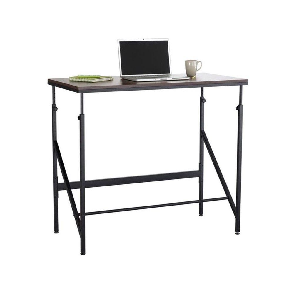 Steel Elevate Active 48 Standing Desk In Brown Safco In 2020
