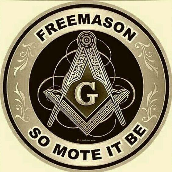 Freemason So Mote It Be Masonic Symbols Freemasonry Masonic Freemason So mote it be explanation. pinterest