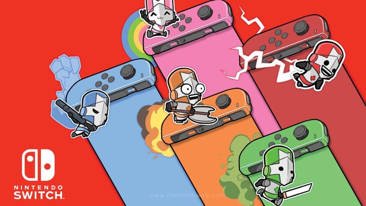 Nintendo News Nintendoreporters Castle Crashers Nintendo Playstation