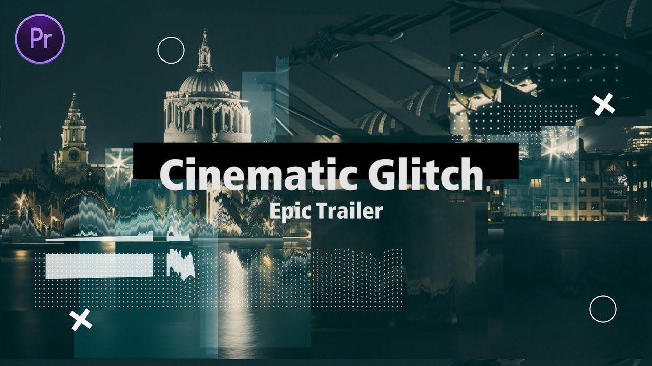 Trailer Elements Title Sequence Premiere Pro Template Filtergrade Title Sequence Premiere Pro Premiere
