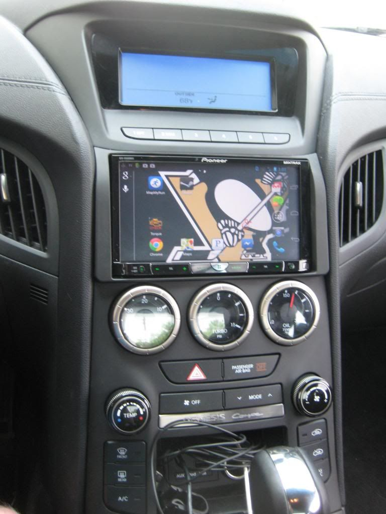 Genesis Coupe Aftermarket Radio Google Search Genesis