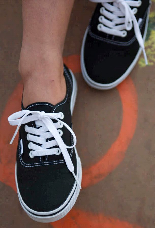 Nothing better than some classy vans! Shop Vans Authentic Sneakers Women by  clicking on the pic  2de1f99380d7