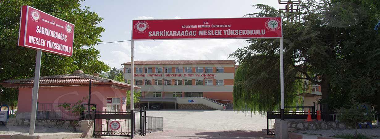 Suleyman Demirel Universitesi Sarkikaraagac Meslek Yuksekokulu Nenerede Web Sitemiz Www Nenerede Com Tr Meslek Yuksekokulu Suleyman Camiler