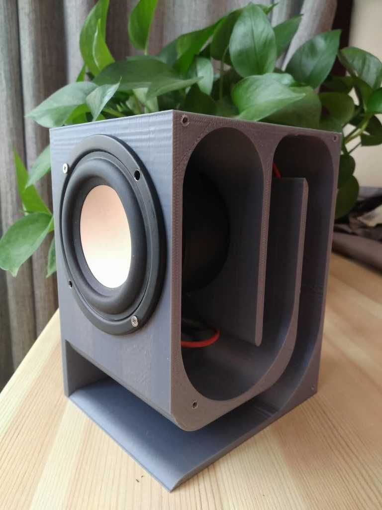 HIFI+Maze+Speaker+audio+box++by+iiime    Gadgets in 2019