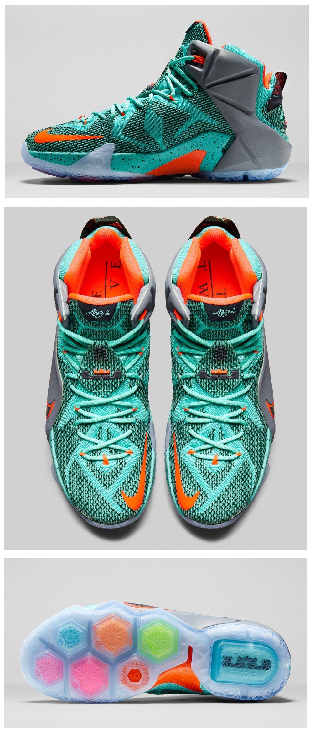 1e672d6a339 Nike LeBron 12 TipChallenger