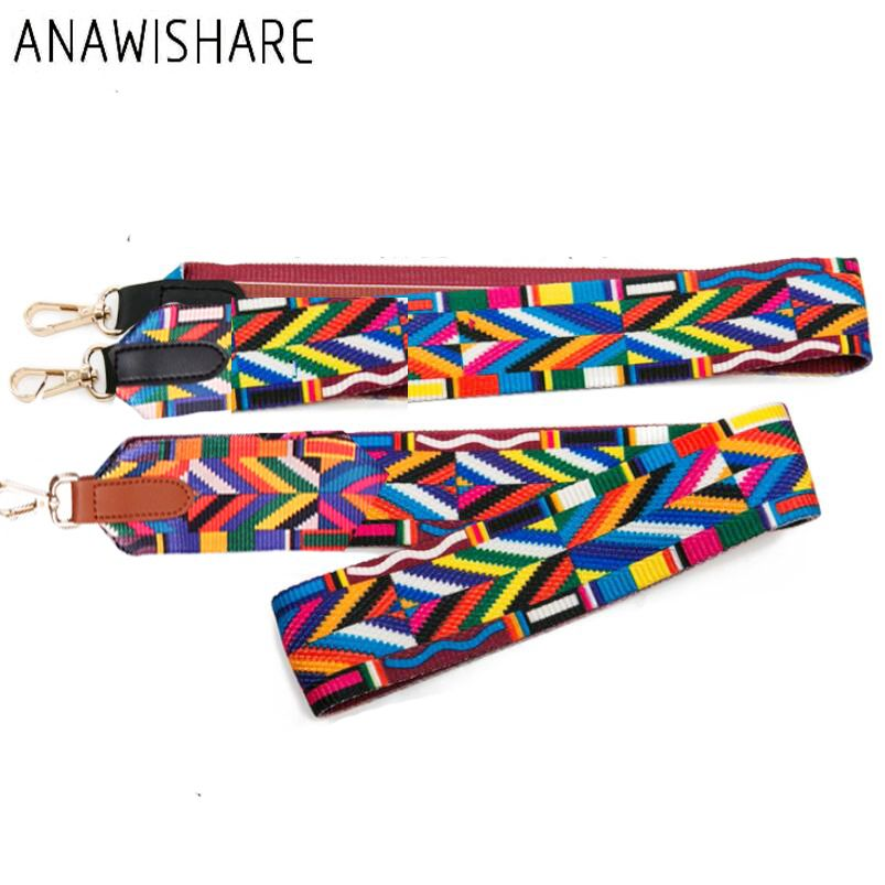 Anawishare Belt Handbags Strap Wide Shoulder Bag Replacement Handbag Accessory Bags Parts Adjule 75cm In Accessories From